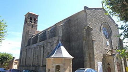 Laure-Minervois_Église_paroissiale_Saint-Jean-Baptiste_AL2 (2)